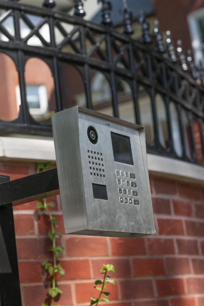 Intercom and gate access
