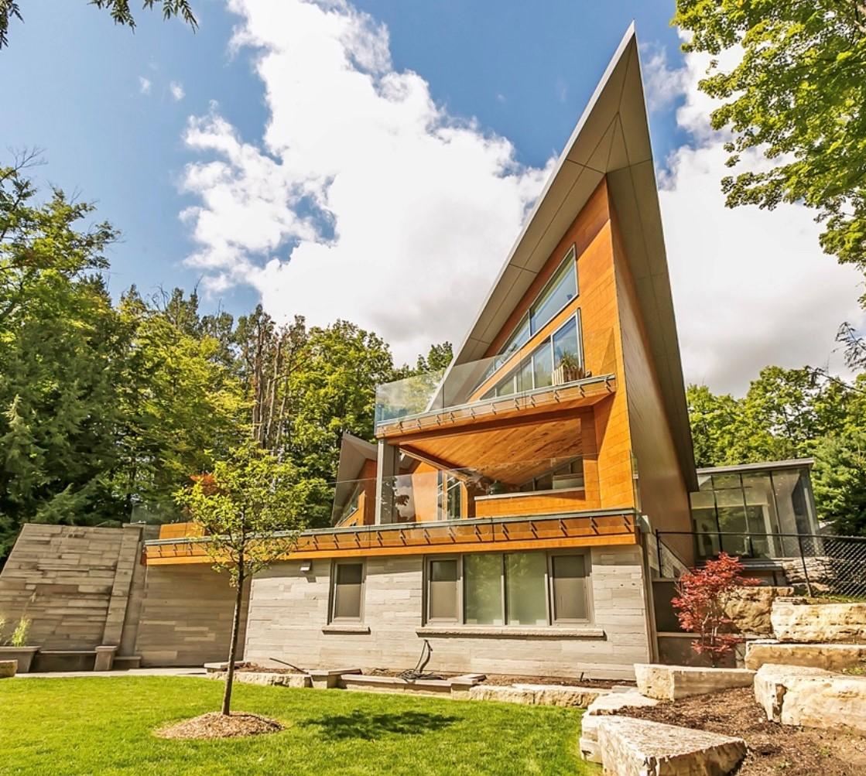 Smart home exterior