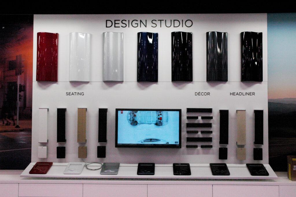 Design Studio after LED lighting