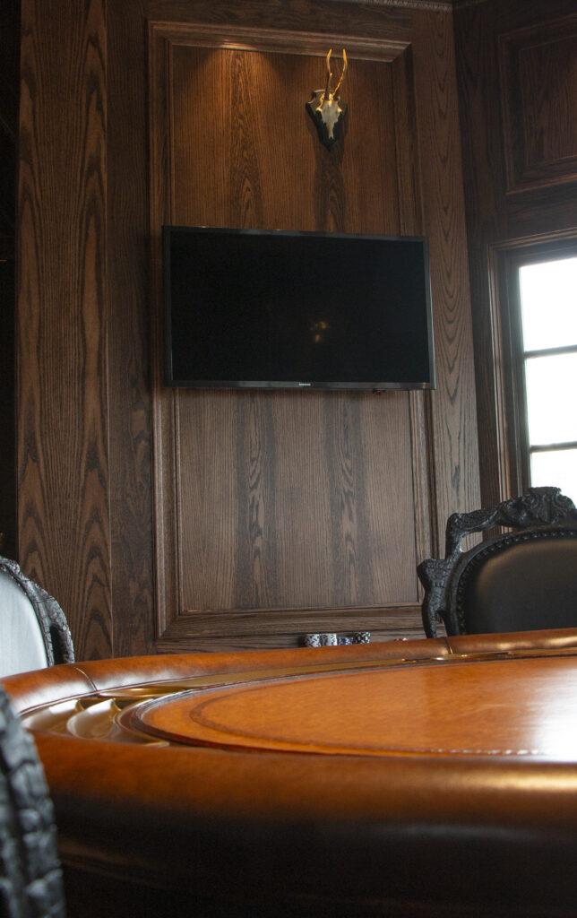 Home bar - TV